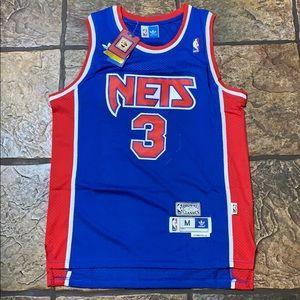 Drazen Petrovic - Nets Throwback Jersey